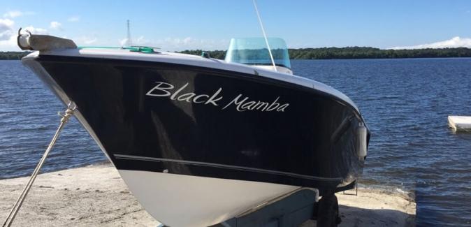Black Mamba Fishing Adventure - Fotos do Local
