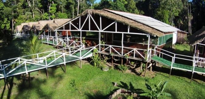 Pousada Amazon Roosevelt - Fotos do Local