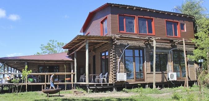 Na Negra Fishing Lodge - Fotos do Local