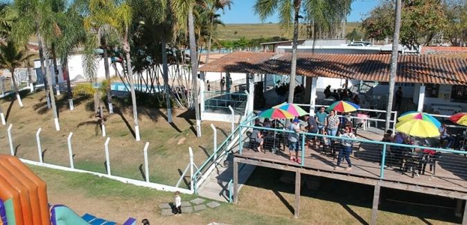 Pesqueiro e Pousada Recanto Rodeio - Fotos do Local