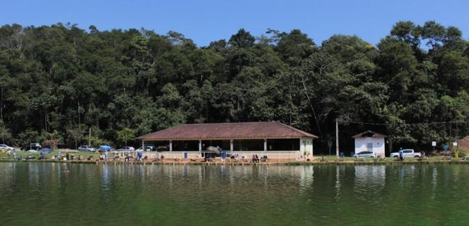 Pesqueiro Arujá - Fotos do Local