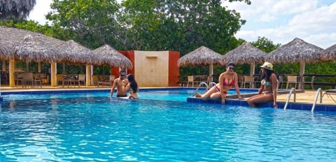 Aquafort Tour & Pesca Hotel - Piscina