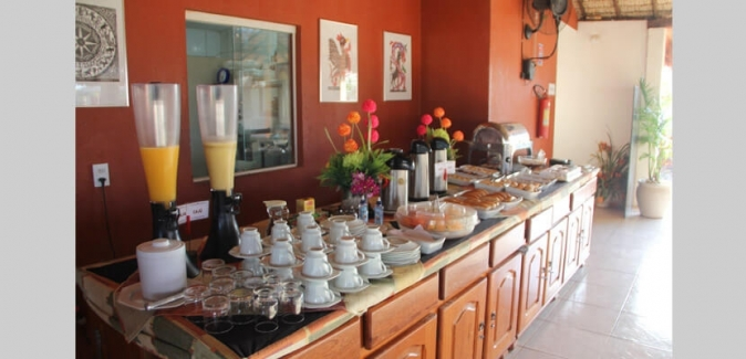 Aquafort Tour & Pesca Hotel - Fotos do Local