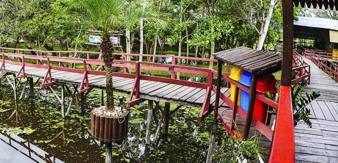 Passo do Lontra Parque Hotel - Fotos do Local