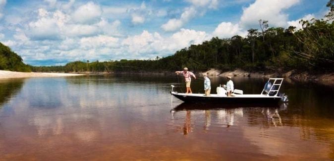 Marié Rio de Gigantes - Barco de Pesca
