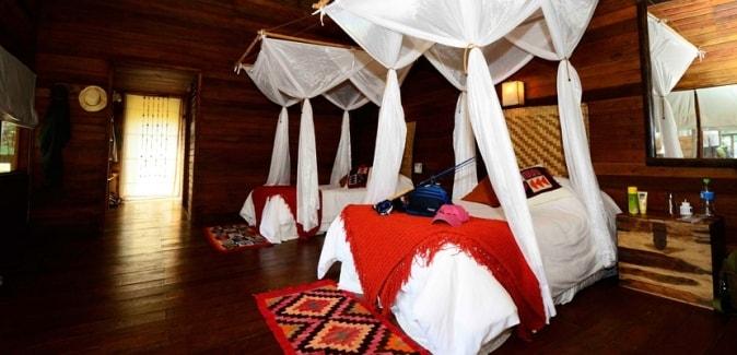Tsimane Lodge - Quartos