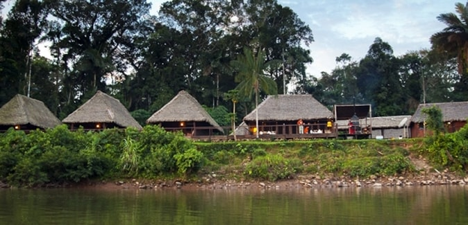 Tsimane Lodge - Pousada