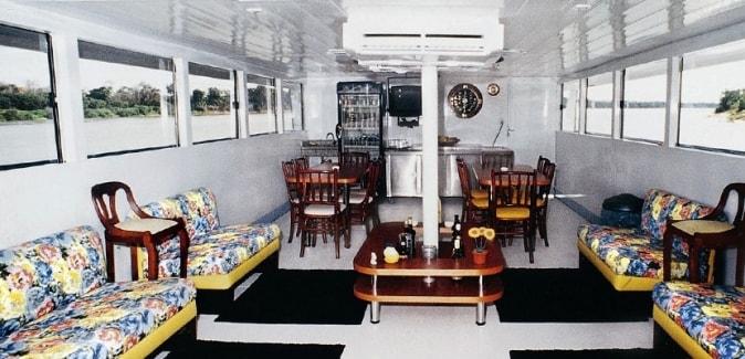 Barco Hotel Pescador - Fotos do Local