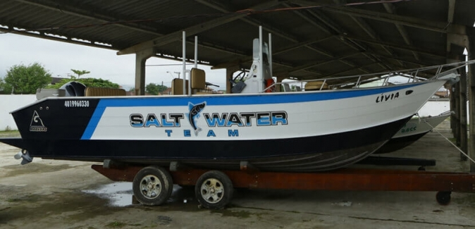 Saltwater Team - Fotos do Local
