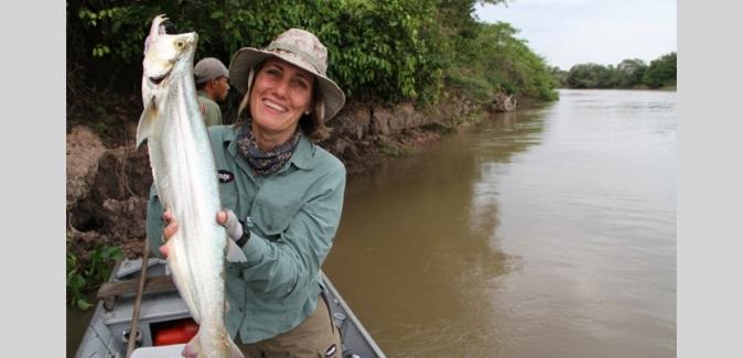 Barco Mutum Expedições - Peixes do Local