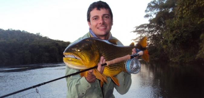 Pousada Rio Manso - Peixes do Local