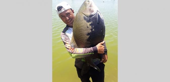 Recanto dos Gigantes II - Peixes do Local