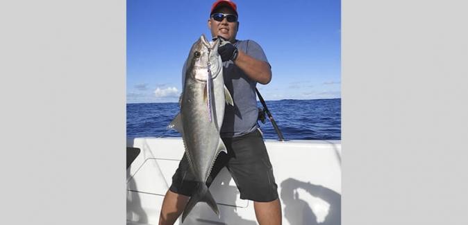 Charlote Fishing - Peixes do Local