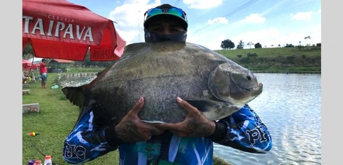 Pesqueiro Garça Branca - Peixes do Local
