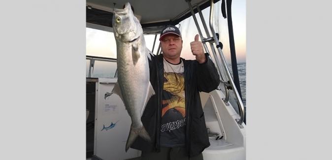 Operação Costeira e Oceânica - Peixes do Local