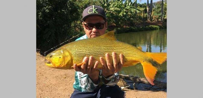 Pesqueiro Três Lagoas - Peixes do Local