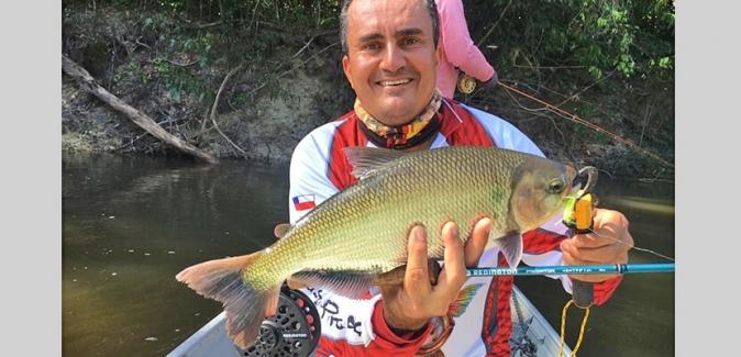 Pousada Piraaçu - Peixes do Local