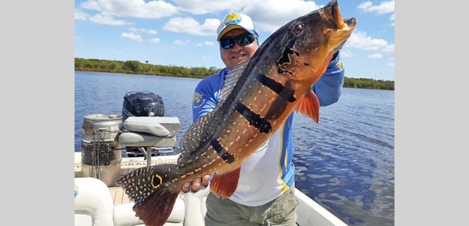 Personal Fishing - Peixes do Local