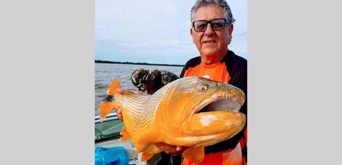 Pousada Cacim - Peixes do Local