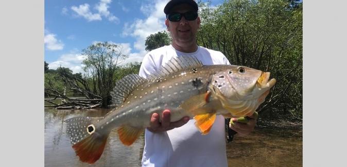 Pousada Acari - Peixes do Local