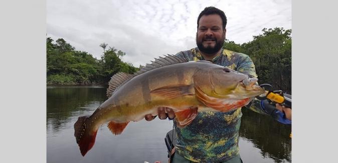 Pro Tucuna Pesca Esportiva - Peixes do Local