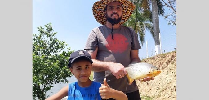 Pesqueiro do Trote - Peixes do Local