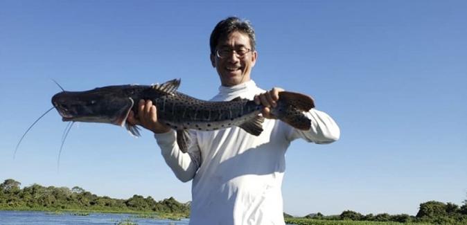 Pousada Pindorama - Peixes do Local