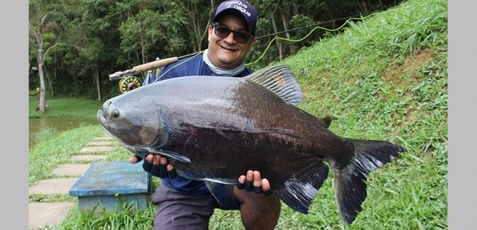 Estância Pesqueira Campos - Peixes do Local