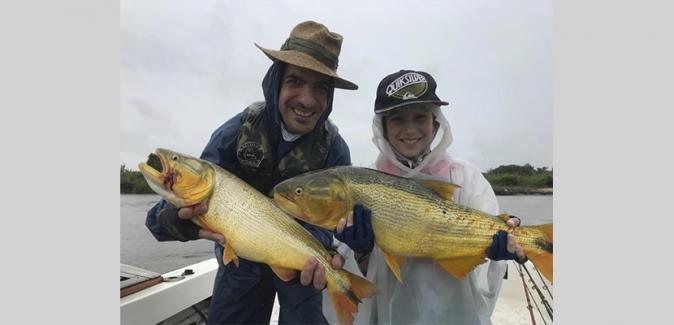 El Gordo y el Flaco Excursiones - Peixes do Local