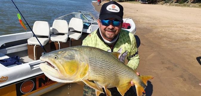 Na Negra Fishing Lodge - Peixes do Local
