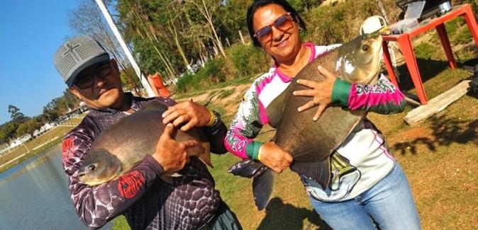 Pesqueiro e Pousada Recanto Rodeio - Peixes do Local