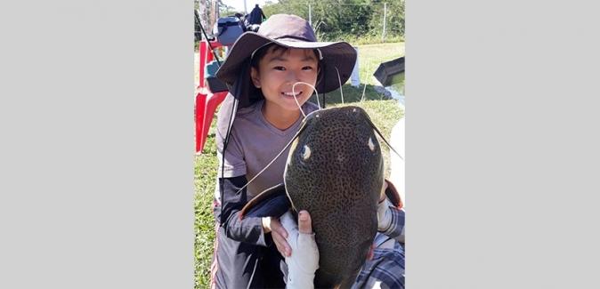 Pesqueiro e Piscicultura Santa Clara - Peixes do Local