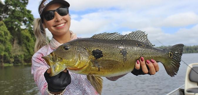 Pousada Bararati Amazonas - Peixes do Local