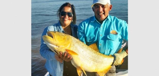 Pousada La Serena - Peixes do Local