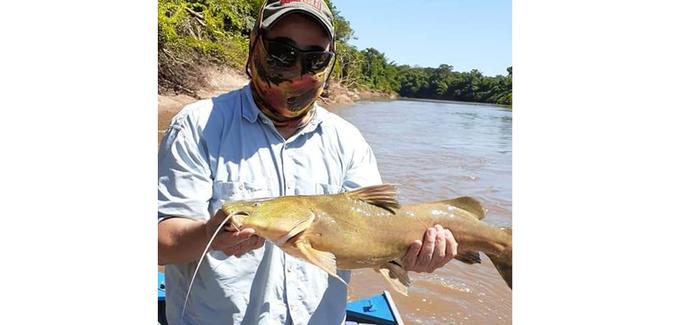 Hotel Fazenda Cabana do Pescador - Peixes do Local
