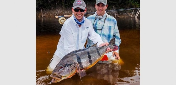 Marié Rio de Gigantes - Peixes do Local