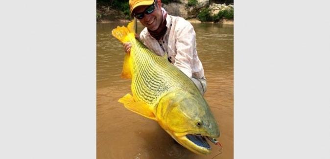 Tsimane Lodge - Peixes do Local