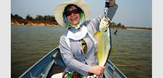 Barco Hotel Pescador - Peixes do Local