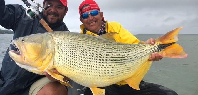 Gêmeos Pesca Esportiva - Peixes do Local