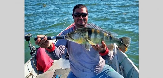 Pousada do Sossego - Peixes do Local