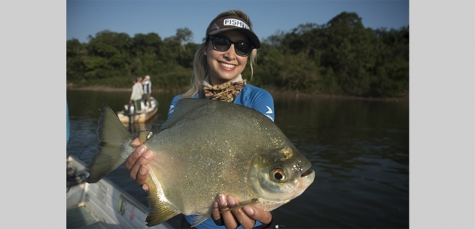 Pousada Rio Xingu - Peixes do Local