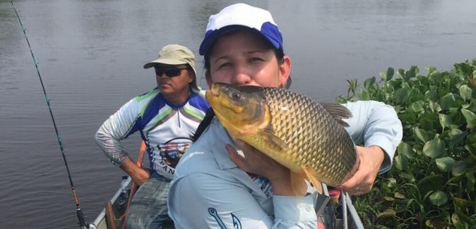 Interação Viagens e Turismo - Peixes do Local