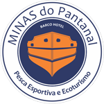 Barco - Hotel Minas e São Lucas do Pantanal
