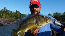 Pura Pesca - Tucunaré no rio Xingu