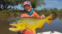 Elas na Pesca - Dourados do Paranazão