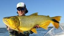 Biopesca - Pescaria de dourados com isca artificial