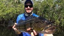 Fishing Guide - Pescaria de tucunarés no rio Itapará