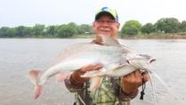 Pesca Dinâmica - Expedição Pantanal - rodada e corrico