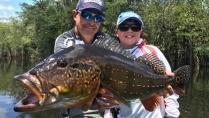 Fishing Guide - Rio Itapará e seus briguentos tucunarés